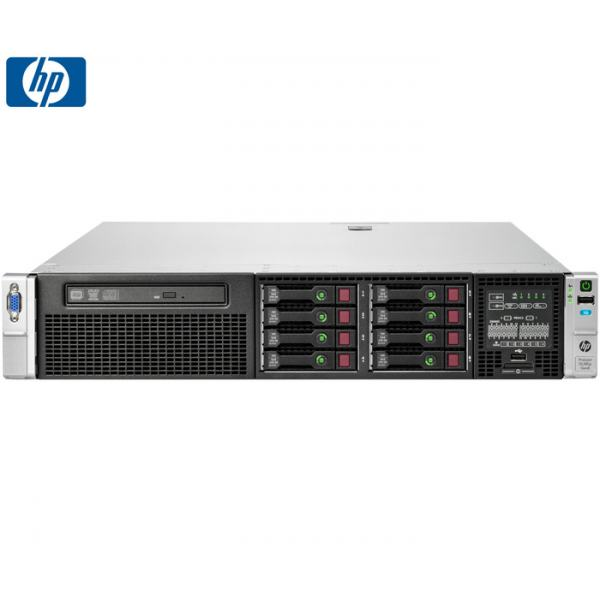 SERVER HP DL380p G8 2xE5-2609/2x4GB/P420i-1GBwB/8xSFF/DVD