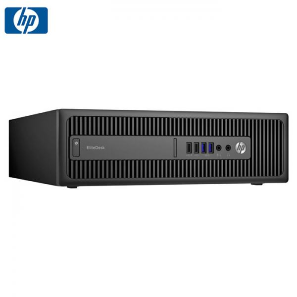 SET GA+ HP ELITEDESK 800 G2 SFF I3-6100/8GB/500GB/DVDRW