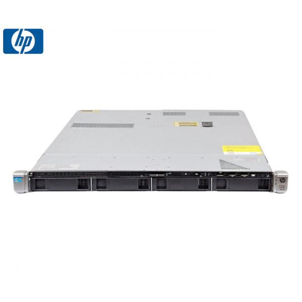 SERVER HP DL360P G8 2xE5-2630v2/4x4GB/P420i-1GBwB/10xSFF